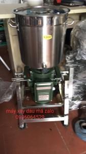 máy xay rau má giải nhiệt 3kw