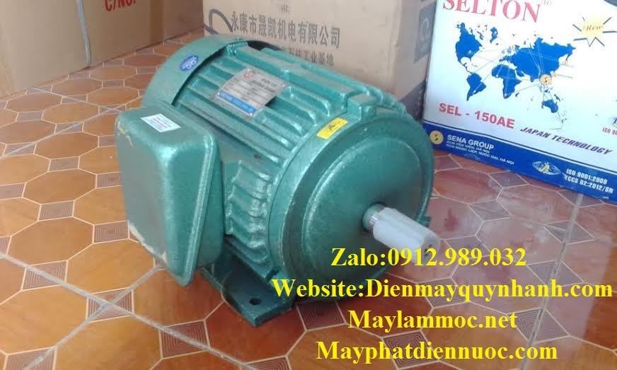 động cơ điện 4kw 3pha