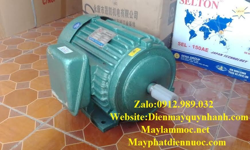 động cơ điện 7,5kw