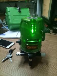 Máy cân bằng tia Laser FUKUDA EK 469GJ