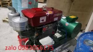 máy phát điện tua chậm chạy dầu 30kw