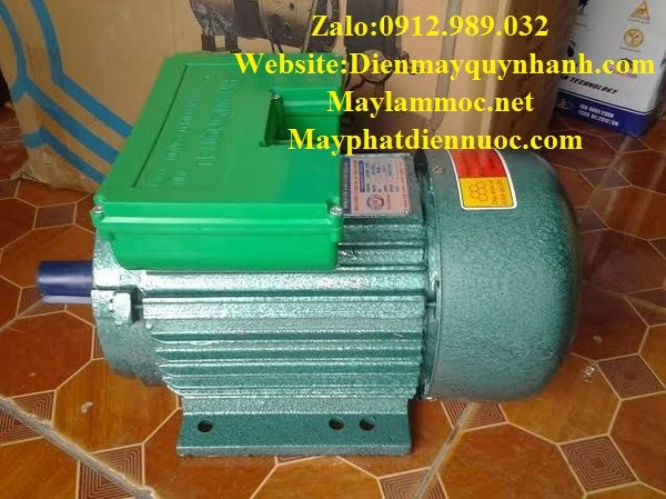 Động cơ điện 1 pha Trường Mạnh YL90-4 (2.2KW)