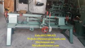 Máy tiện gỗ chép hình thủ công DM 400