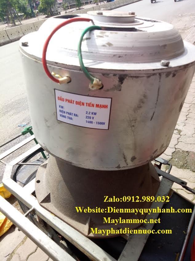 Củ phát điện nước 2kw