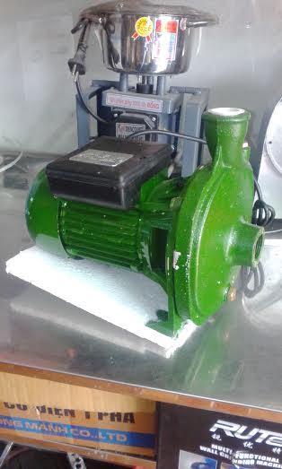 máy bơm đĩa kasax 150